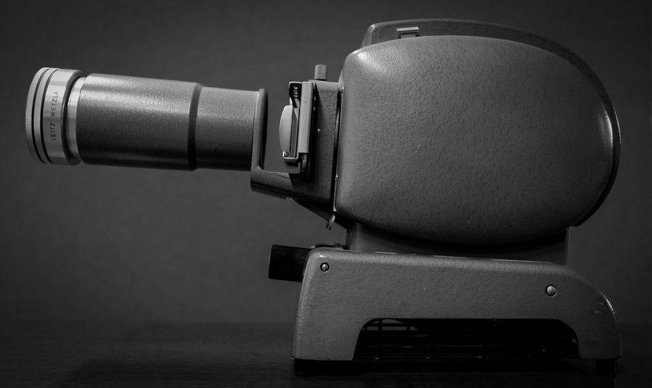 Slide Projector Leitz Wetzlar Blackandwhite Black & White Prado Monochrome FujiX100T Fujifilm