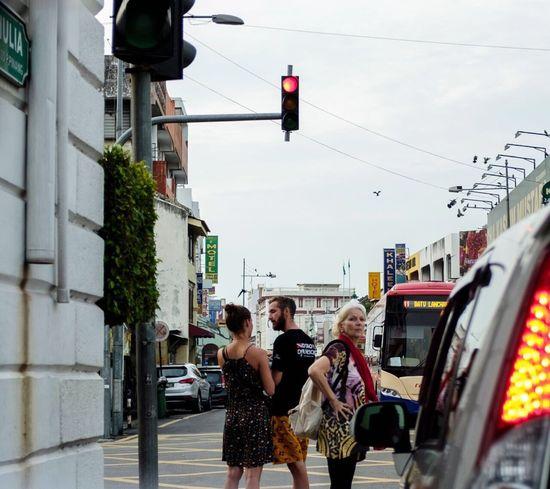 Welcome to Penang Streetart Penang Malaysia Tourism Nice Day First Eyeem Photo