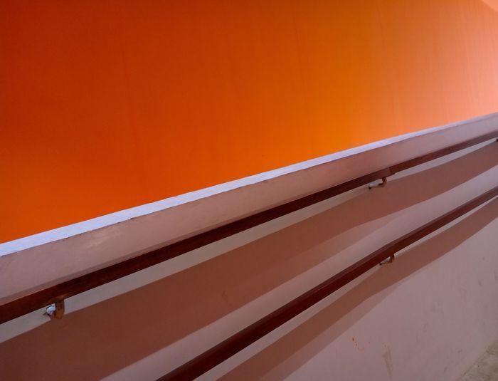 Orange palette,