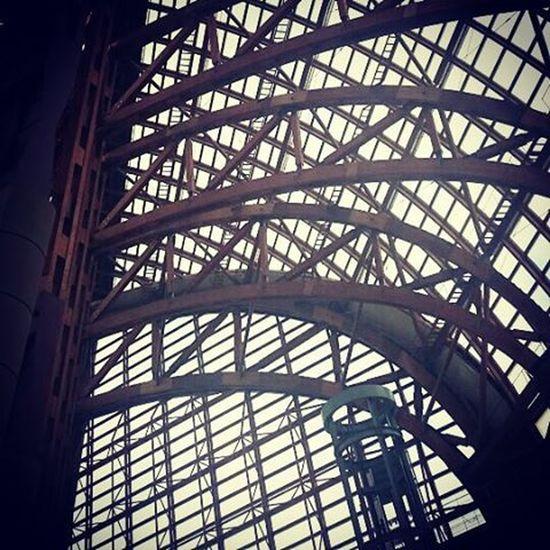 倉吉未来中心の内部構造 鳥取県