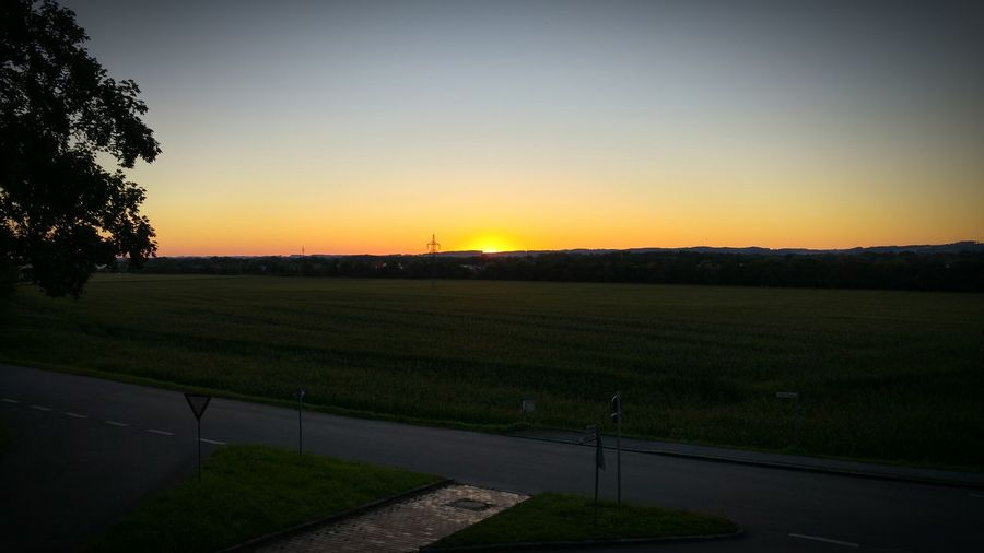 Sunset Landscape Beautufulwiew Beauty In Nature Smartphonephotography LG G4