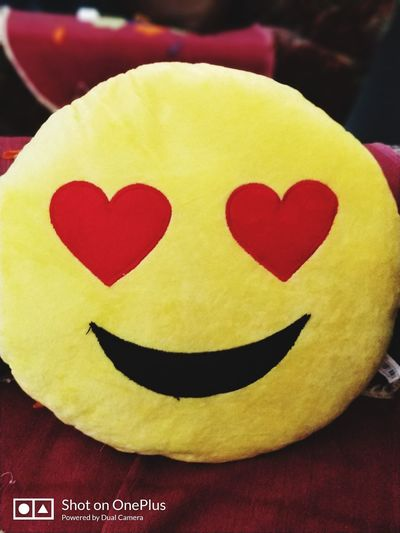 smile please Smily Smile Heart Shape Red Indoors  Celebration Love No People Day