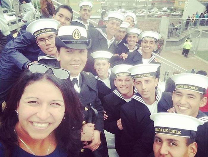 Aquí piola, alentando a Navalito ⚓⚓ Naval Elmorro DaleNaval Puerto DaleDaleOh Futbol Segunda Instachile Escueladegrumetes
