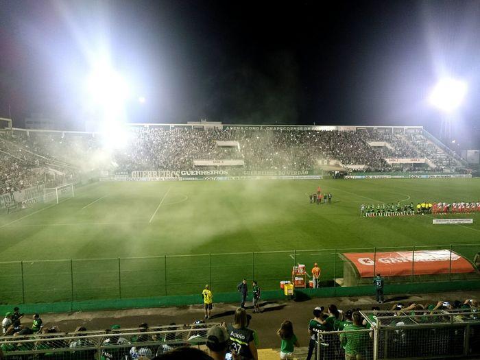 Chapecoense Riverplate Futebol SulAmericana Chape 2x1 River