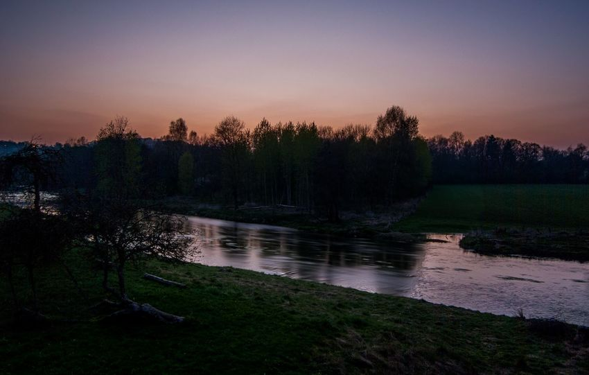 Beauty In Nature Bestoftheday Day Evening Forest Grass HDR Lake Landscape Nature Night Nightphotography Nikon No People Outdoors Reflection River Scenics Silhouette Sky Sunset Tranquil Scene Tranquility Tree Water EyeEm Selects