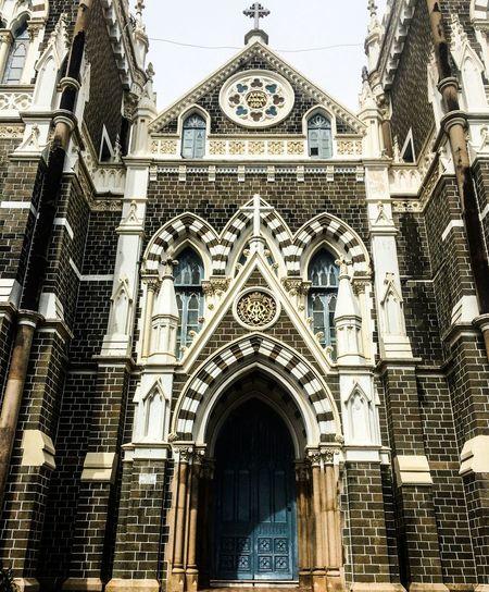 Amazing Architecture Mountmerry MumbaimerijaanChurch