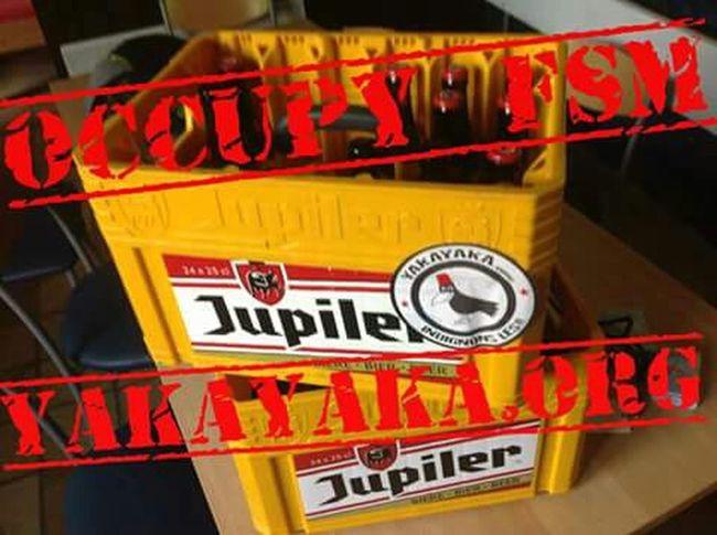 FMML OccupyWSF WSF2015 FSM2015 OccupyFSM w/ Yakayaka.org