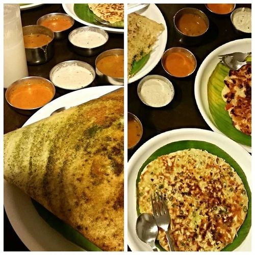 i am in love with dosai! Southindianfood Foodporn
