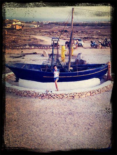 Aperitivo sul mare all'O'scia Oscia  Lampedusa  TANTAROBA