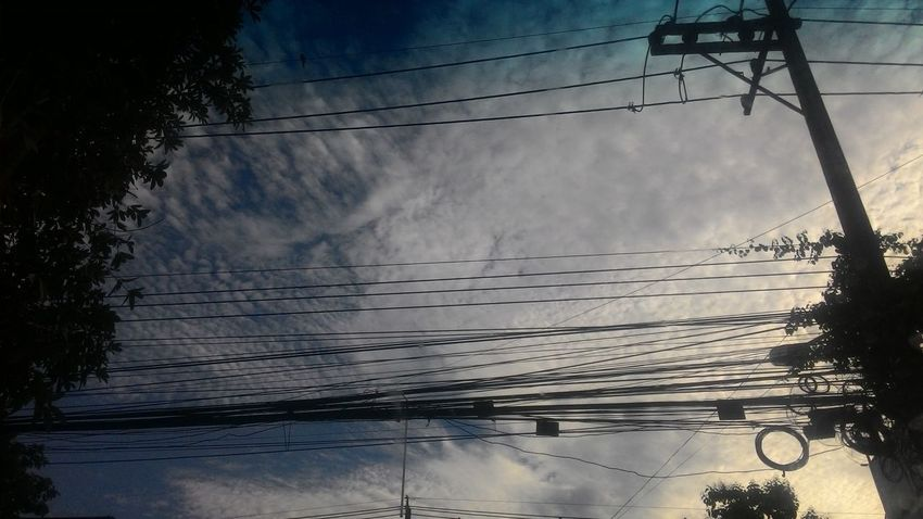 Water Electricity Pylon Electricity  Cable Tree Power Line  Sky
