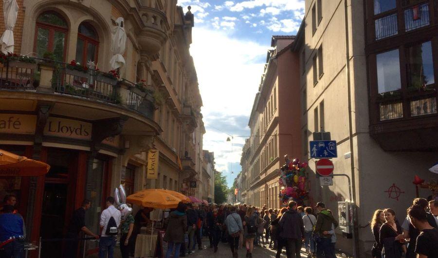 Brn 2016 Festival Walking Around People Europe Urban Lifestyle