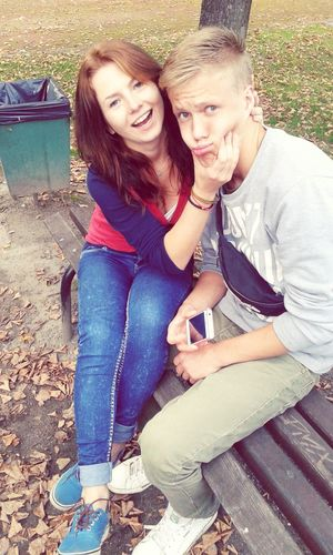 Love ♥ Boyfriend❤ Polishgirl Polishboy  Funny Faces Kocham Cie ♥  Misiaczek Najwspanialszy First Eyeem Photo