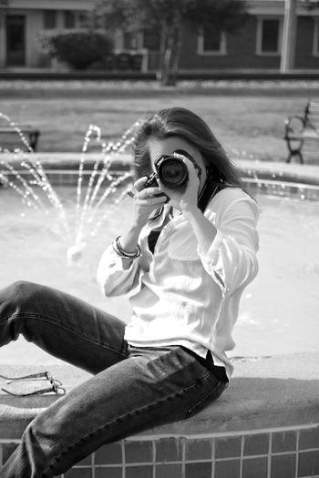 Shooting The Shoot... ThatsMe