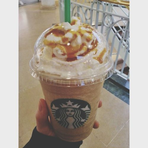 Starbucks Starbucks Coffee Paris Yummy