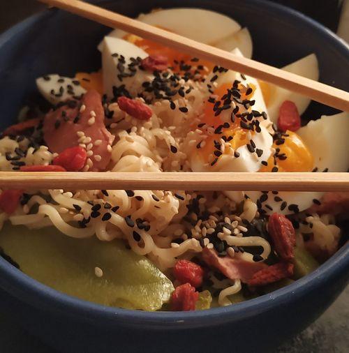 como conquistar alguém! My Best Photo Bowl City Close-up Food And Drink Japanese Food Chopsticks Noodles Noodle Soup Soup Soup Bowl Ramen Noodles