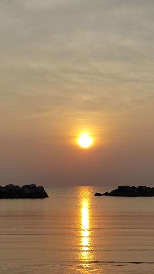Water Sea Sunset Beach Sunlight Red Horizon Awe Sun Nautical Vessel Dramatic Landscape