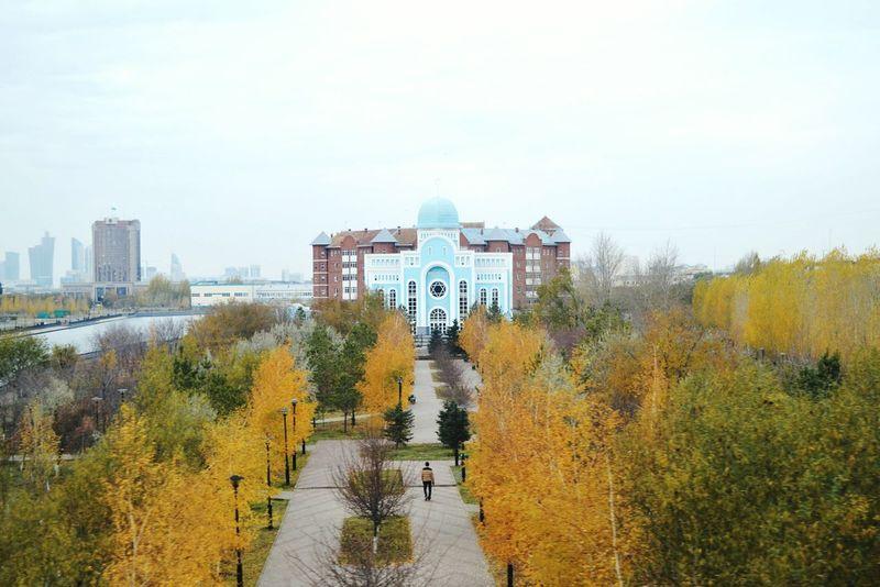 Kazan The Colors Of Autmn Forest Trees казань осень Russia Россия Travel Photography Colors