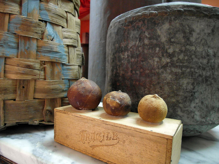 Bergamots at Bergamot Museum Bergamot Museum South Italy Calabria Calabriadascoprire Close-up Italy❤️ Still Life Table Wood - Material
