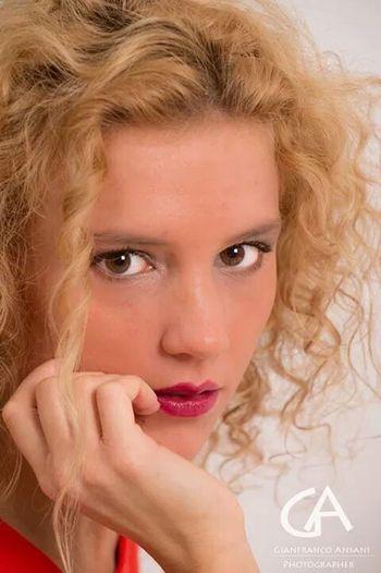 Sguardi Intensi Model Sensual_women Blonde Girl