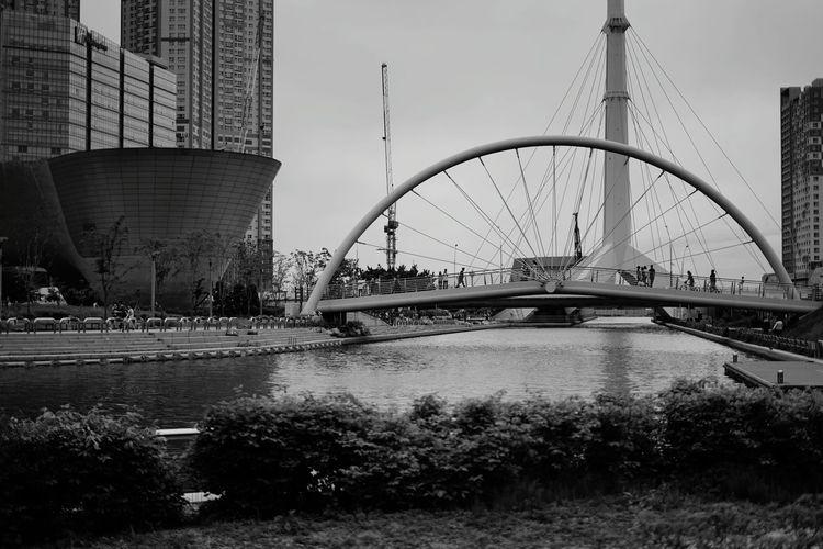the bridge City