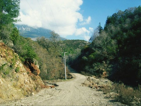 Traveling Intothewild Taurus Mountains Turkey