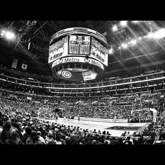 Clippers Game