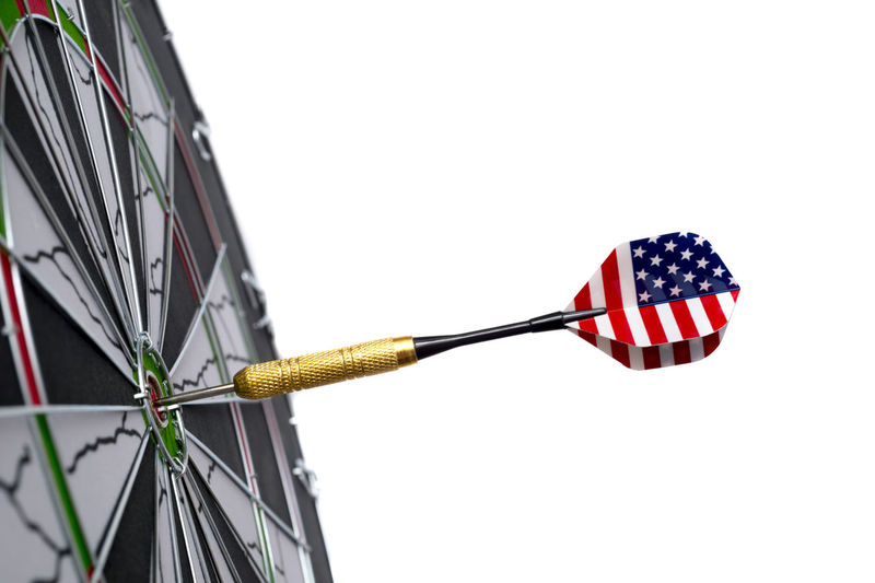 Center target of darts isolated on a black background Object Game Concept Circle Success Closeup Background Dart Dartboard Strategy Sport Board Marketing Target Business Center Winner Point Objective Arrow Bullseye Financial Targeting Symbol Perfect Mark Perfection Metaphor Targeted Planning Light Challenge Market Win Goals Achievement Aim Idea Score Hit Spot Audience Archery Number Play Accuracy Recreation  Leisure Competition Flag Red White Background Studio Shot Patriotism No People Copy Space Shape Sports Target Cut Out Striped Indoors  Geometric Shape Nature Close-up