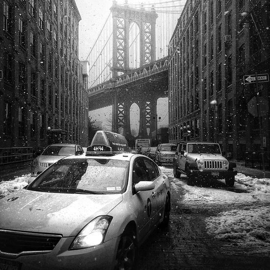 DUMBO. Photo by @roonchild, Edited by @mr007. The Best Of New York Blackandwhite Monochrome Streetphotography Streetphoto_bw Light And Shadow Enjoying Life NYC NYC Photography