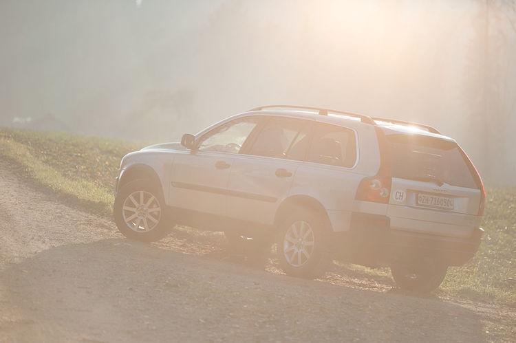 So happy about our new car - a dream became true :) Car Sunlight Volvo Volvocars VolvoXC90 Volvomoment  Schwedenpanzer