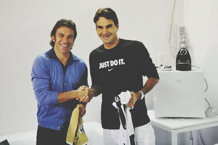 ملك التنس &ملك اليوفي ابداااع