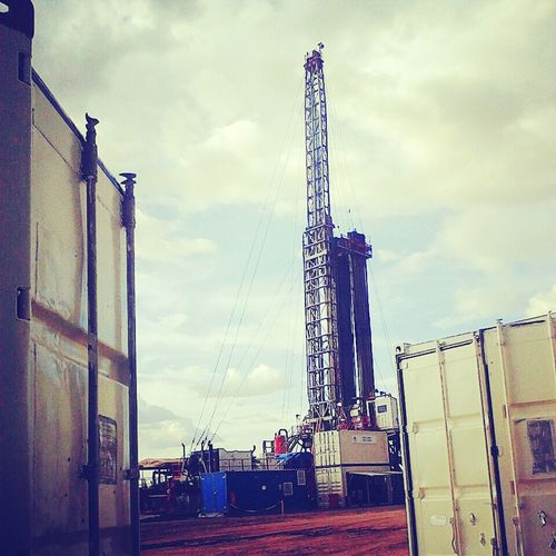 Lifeinthepatch Oilfield Check This Out OilfieldTrash Rare Sighting Of The Oilfield Romantic