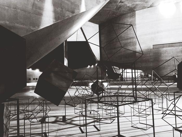 Geometry Architecture Blackandwhite Sculpture