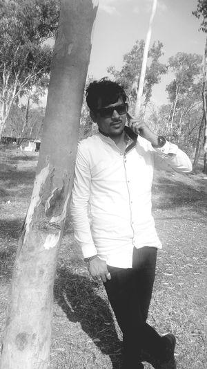 My Friend Abhijeet Wajage Having Fun First Eyeem Photo