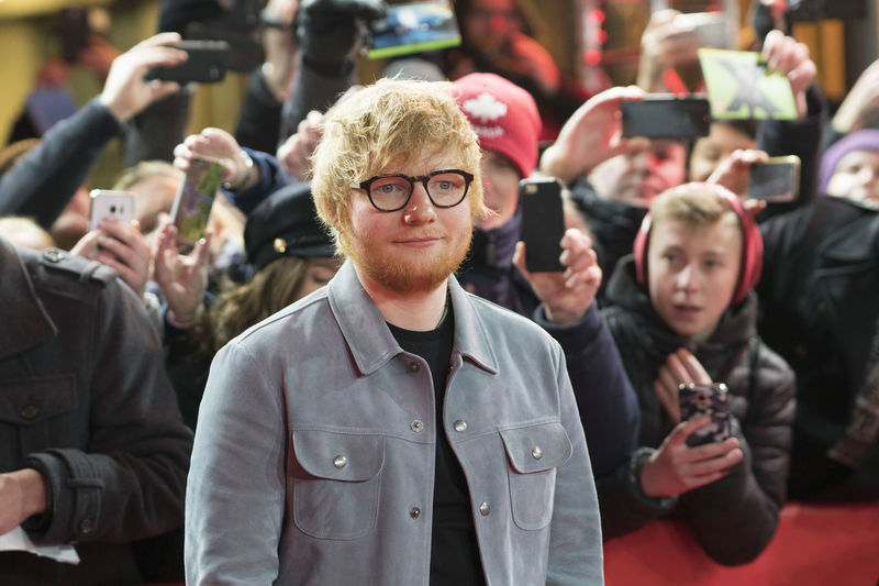 Berlin, Germany - February 23, 2018: English singer Ed Sheeran on red carpet while attending the 'Songwriter' premiere during the 68th Berlinale International Film Festival Berlin 2018 Artist Celebrity Ed Sheeran Ed Sheeran <3 Ed Sheraan❤ Famous Singer  Singer/Song Writer Spectators Audience Berlinale Berlinale 2018 Berlinale Festival Berlinale2018 Berlinale68 Celebrities Crowd Famous People Fans Front View Portrait Singer And Artist Song Writer Spectator