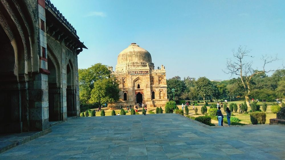 Diaries Travel Historic Archeological LodhiGarden Tomb