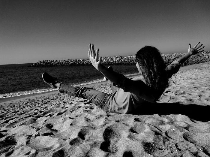 live Beach Sand