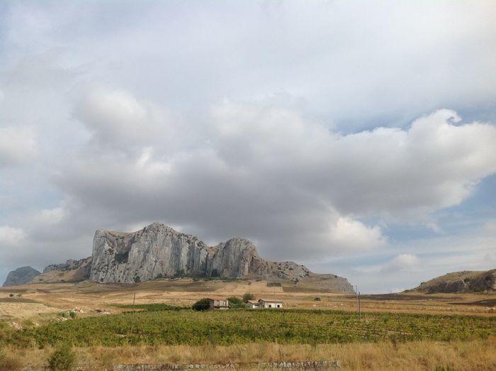 Mountains near