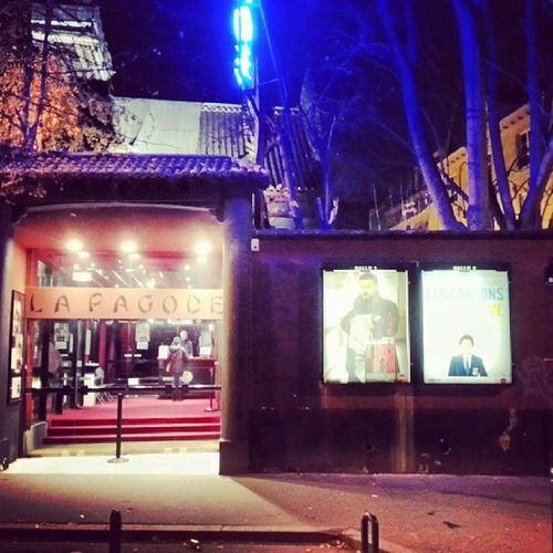 30 sene sonra Paris'te sinema salonumun olmasi > Bodrum'da raki&balik meyhane isletmek