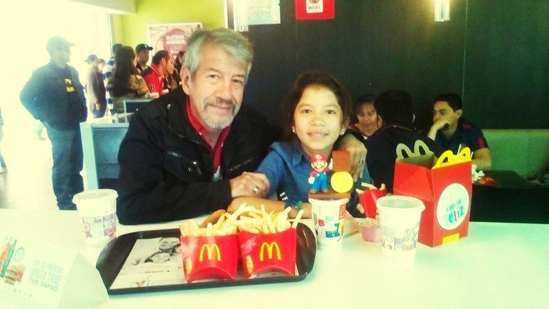 Mc'Donald's!! My Love, My Father ♡ Mac Donalds