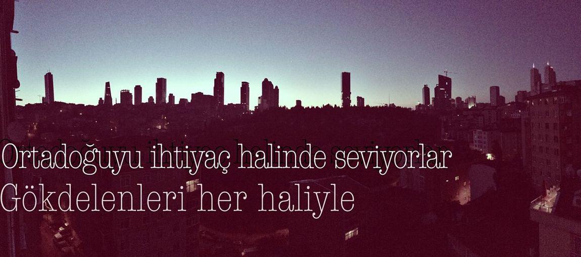Panorama Istanbul City