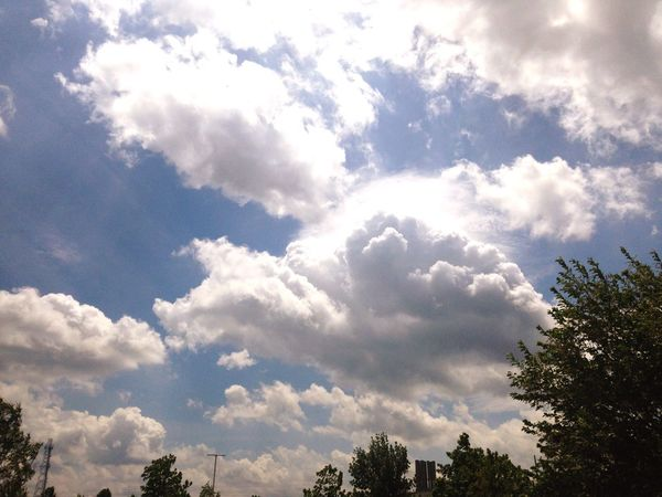 Clouds Clouds And Sky Sky Cloudporn On A Hike