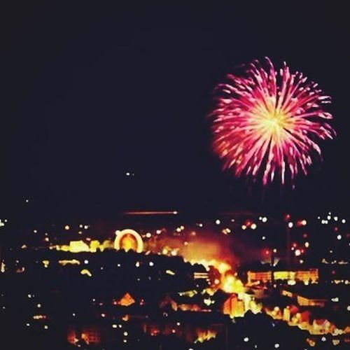 Firework Explosion 🎆