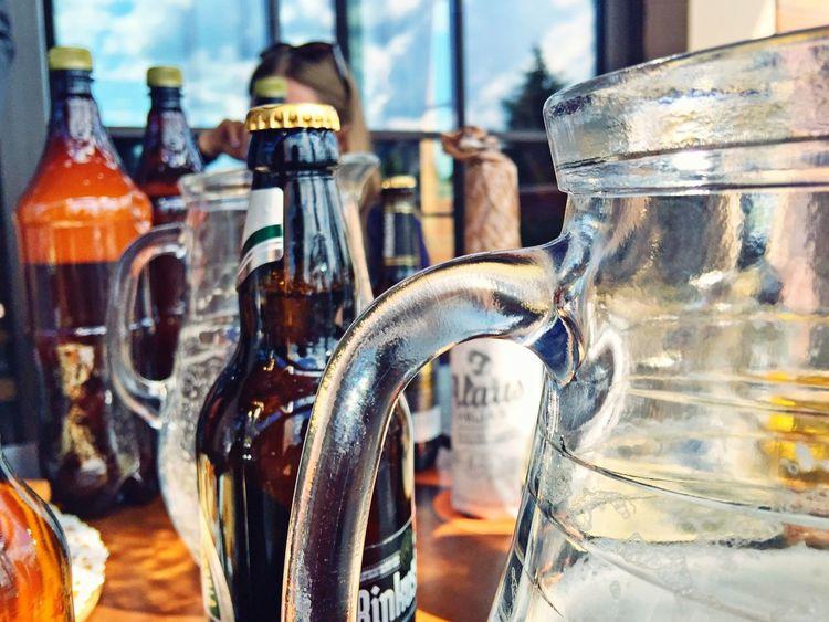 Drinking Beer Beer Tasting  Enjoying Life Relaxing Alus Alaus Beer Closeup