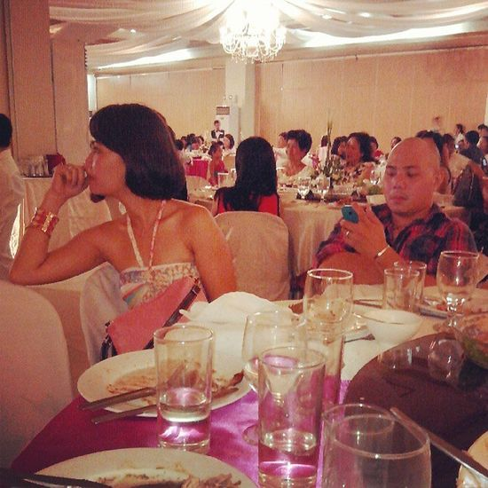 """""""Para sa mga brokenhearted.."""" Weddings Instahub Brokenhearts Instagrammer friendship @iamjanvillaruel"""