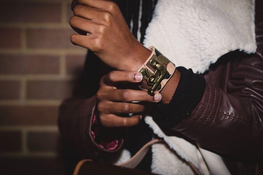 📷 Issakhari Human Hand One Person Holding Canon Wristwatch People Fashion EyeEm Women City Melanin Lifestyles NYC Street Photography Blackgirl NYC Close-up
