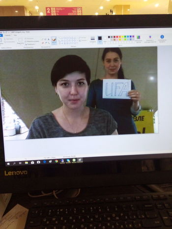 с Аделей Portrait Looking At Camera Occupation Headshot Young Women Close-up