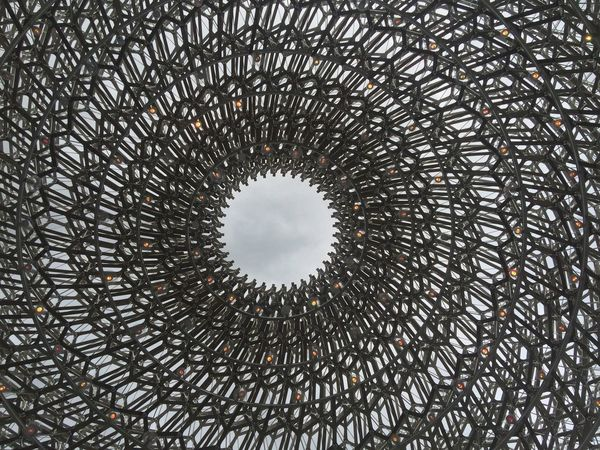 Architecture Backgrounds Built Structure Close-up Cupola Day Full Frame Indoors  Low Angle View Mandala No People Pattern