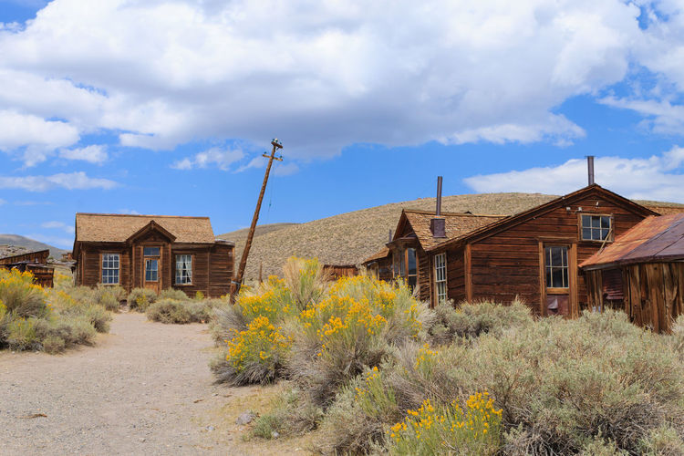 View from Bodie
