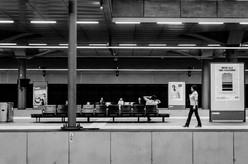 Notes From The Underground Black And White Streetphoto_bw Monochrome Photography Discover Berlin The Street Photographer - 2018 EyeEm Awards