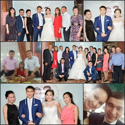 Продолжаю выкладывать подборки фото СвадьбаВНоябре . свадьба Ильяс и Гульназ Акпановы 08112014 РесторанДостык Кокшетау коллеги КорпорацияРамут Жаркын @gulnaz_akpanova @raikhan.malikova